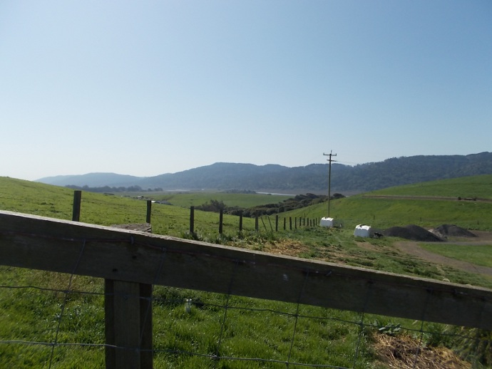 Photo of Point Reyes Farmstead