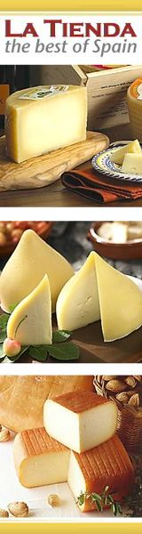 Buy Spanish Cheese at latienda.com