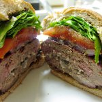 Point Reyes Blue Cheese Burgers