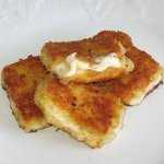 Bulgarian Fried Cheese