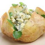 Pepper Jack Cheese Stuffed Potatoes Recipe