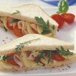 Rockin' Guac 'n Turkey Sandwich