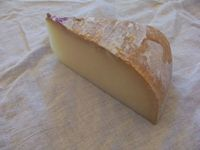 Photo of Ossau-Iraty Cheese