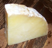 aged Wensleydale cheese