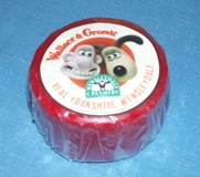 Wallace and Gromit Wensleydale Cheese